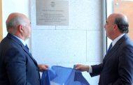 presidente da câmara inaugurou nova sede da fre...