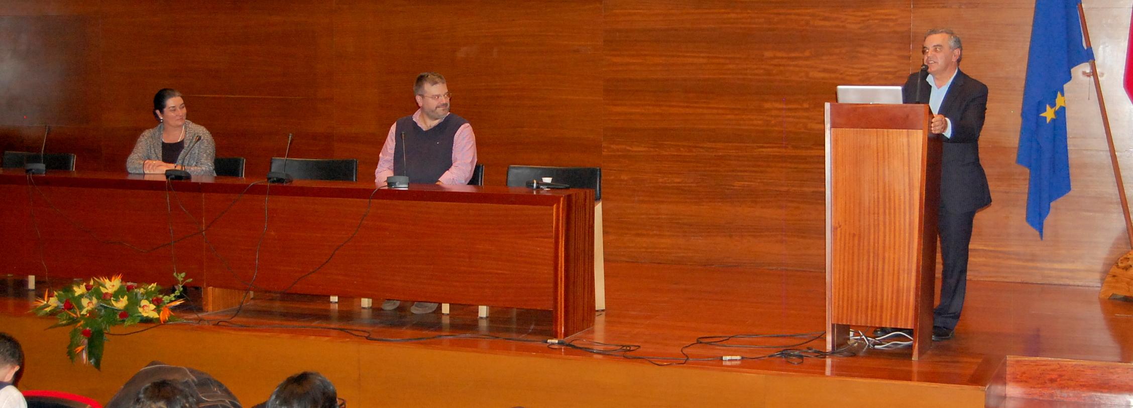 Câmara Municipal disponível para alargar cooperação com a Escola de Ciências da Saúde da Universidade do Minho