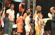 barcelenses aplaudiram os desfiles da moda barc...