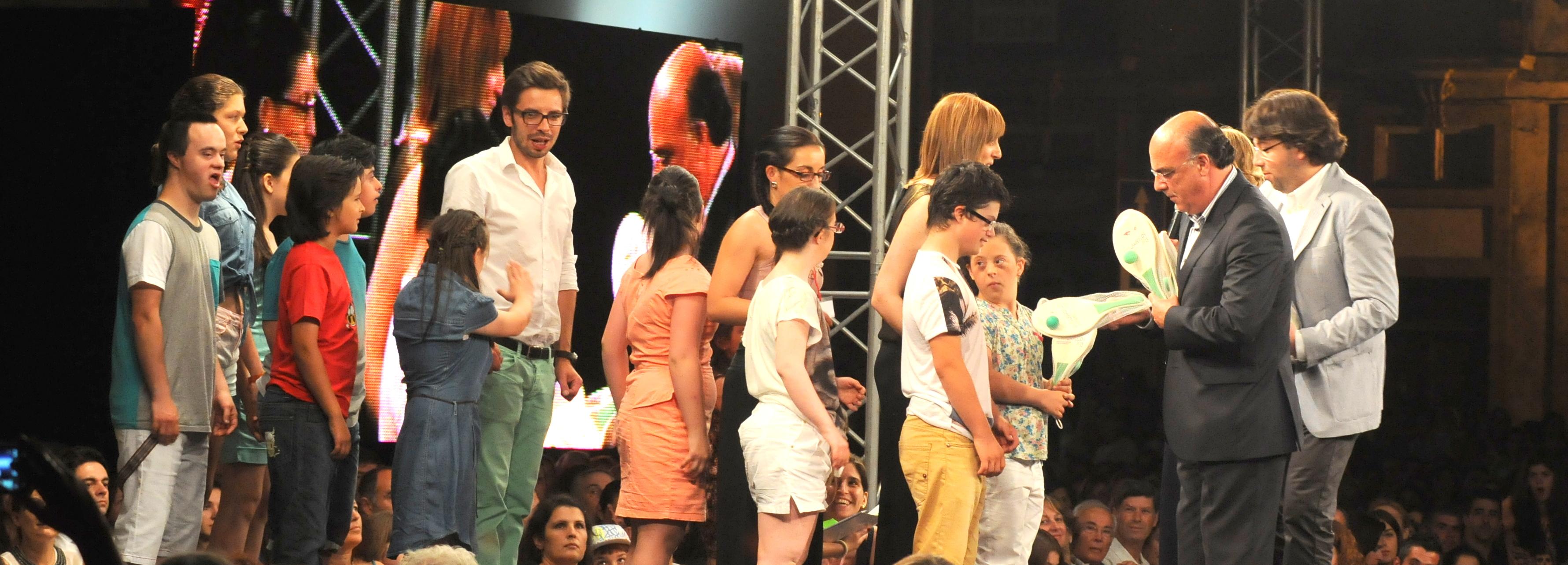 Barcelenses aplaudiram os desfiles da Moda Barcelos