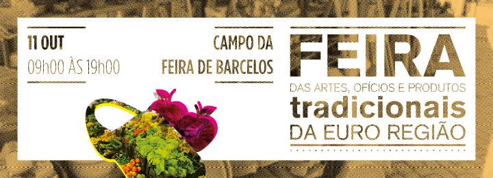 Feira das Artes e Ofícios e Produtos Tradicionais da Eurorregião