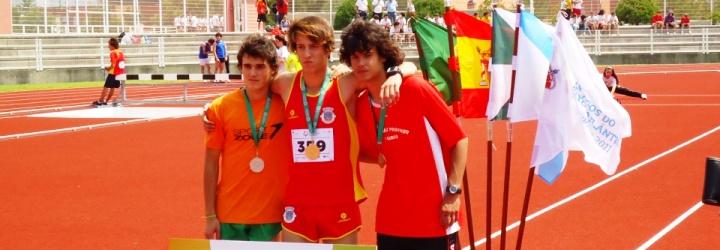 Jogos do Eixo Atlântico dão duas medalhas de ouro a atletas barcelenses