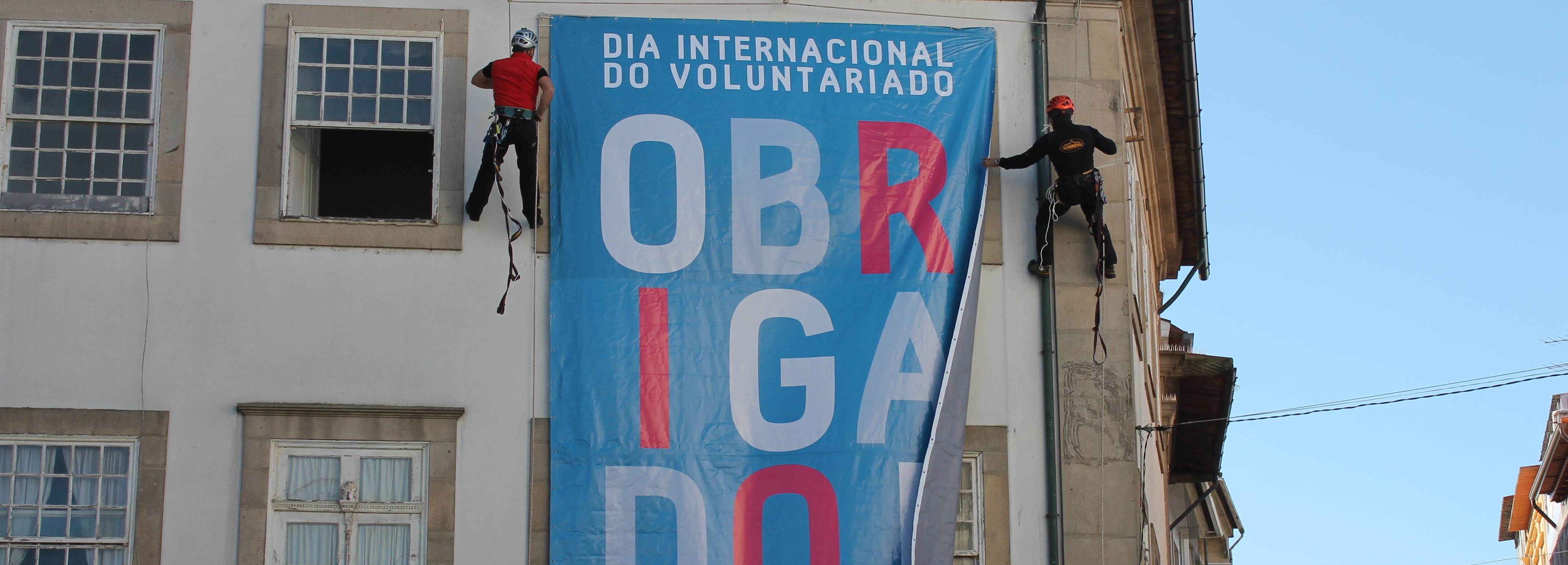 Barcelos comemorou Dia Internacional do Voluntariado