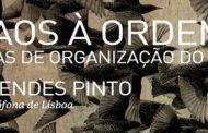 """conferência """"do caos à ordem – mitologias de or..."""