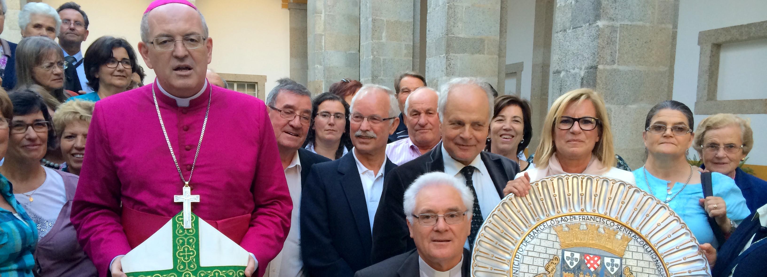 Ordenação episcopal do Pe. Francisco Coelho