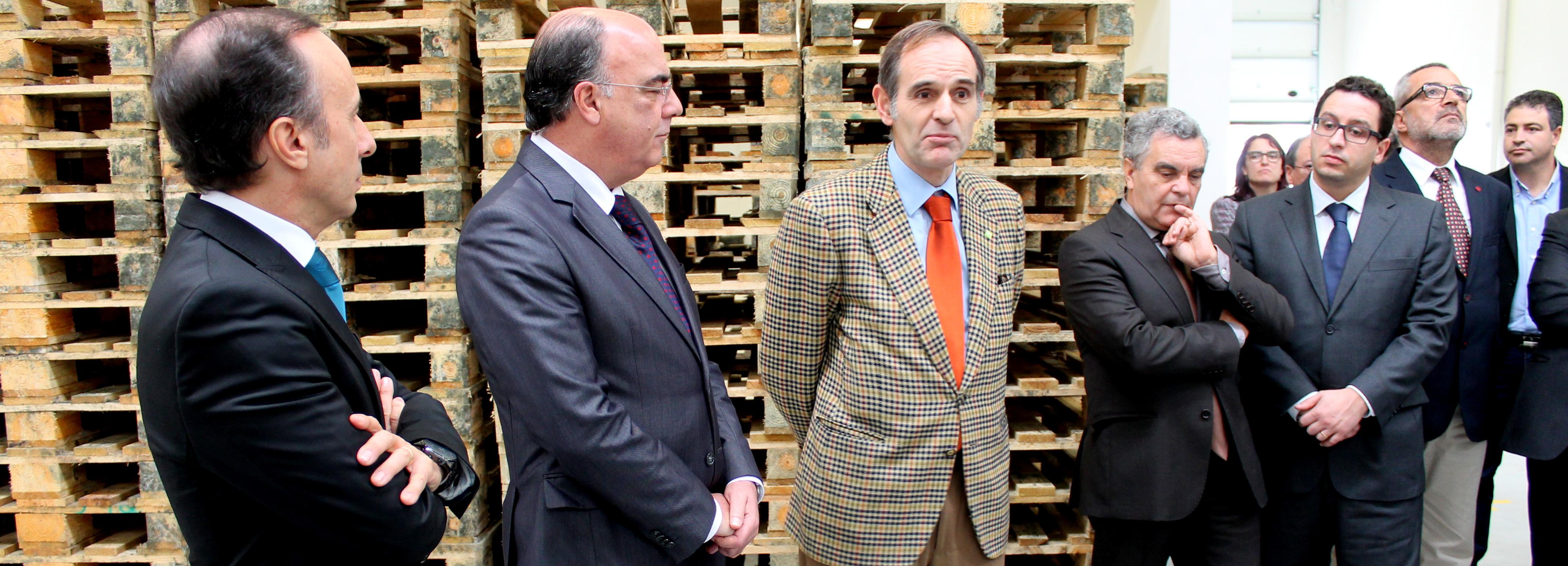 Pólo Logístico da ASAE foi inaugurado em Barcelos