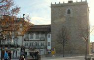 intervenção na torre medieval dá a barcelos pré...