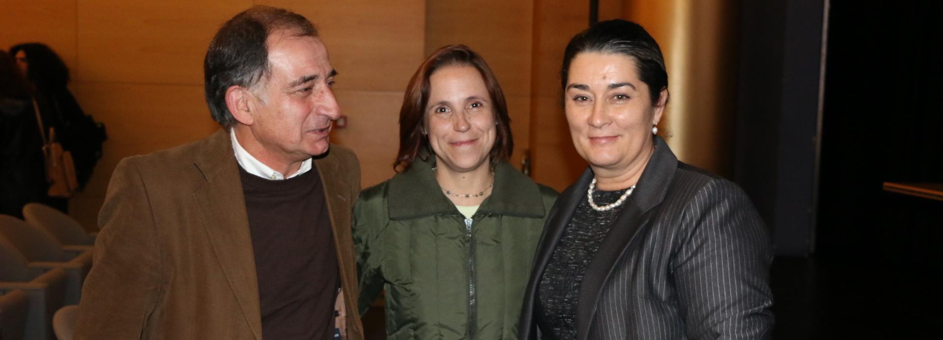 Cabral Pinto e Ágata Rodrigues recordaram José Rodrigues