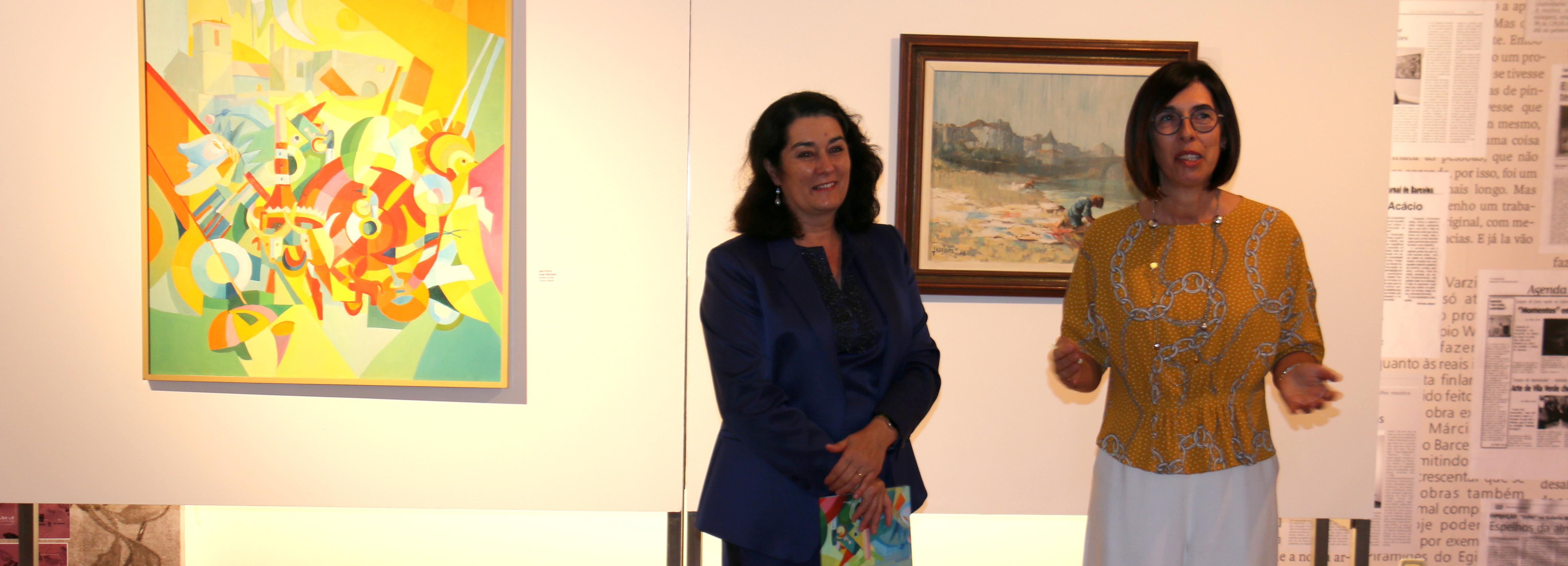 Galeria Municipal de Arte celebra 20 anos de existência