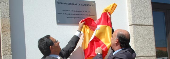 Centro Escolar de Barqueiros inaugurado no arranque oficial do ano lectivo em Barcelos