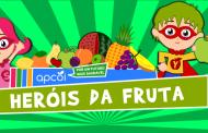 """projeto """"heróis da fruta"""" quer chegar a todas a..."""