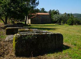 Igreja e Necrópole de Mondim (Panque)
