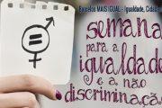 semana para a igualdade e a não discriminação e...