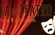 festa do teatro com onze espetáculos de grupos ...