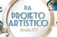 projeto artístico 2014 prossegue com festival d...