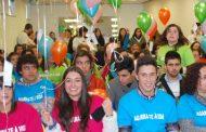 alunos participaram em ação de sensibilização s...