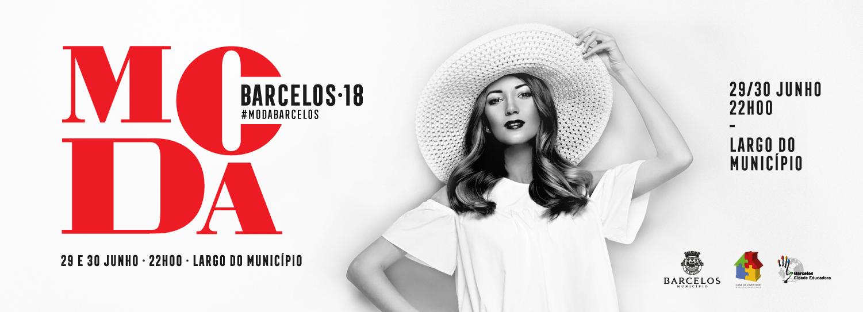 Abertas inscrições para o Moda Barcelos 2018