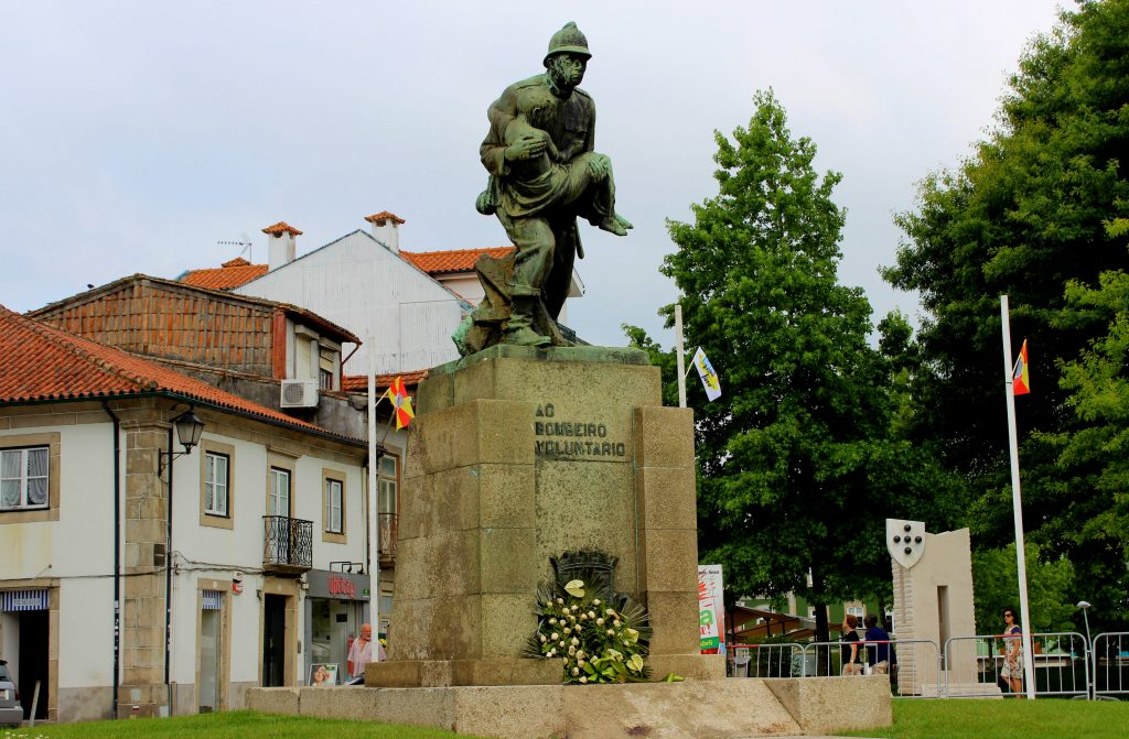 Monumento ao Bombeiro Voluntário