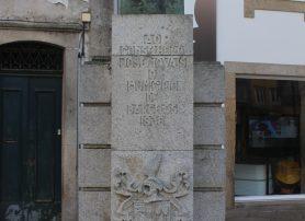 Monumento ao Conselheiro Dr. José Novaes
