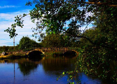 Ponte das Tábuas (Aguiar/Balugães) Século XII