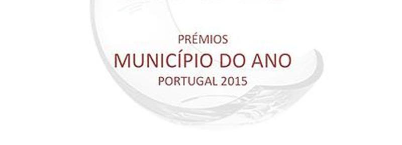 """Barcelos nomeado para """"Município do Ano Portugal 2015"""""""