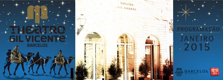 Cantares dos Reis em destaque na programação de janeiro do Teatro Gil Vicente