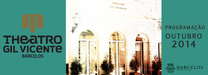 Festival de Teatro domina programação de outubro do Teatro Gil Vicente