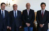 conselho executivo do quadrilátero reuniu em ba...