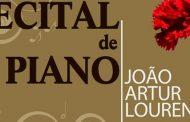 recital de piano por joão artur lourenço