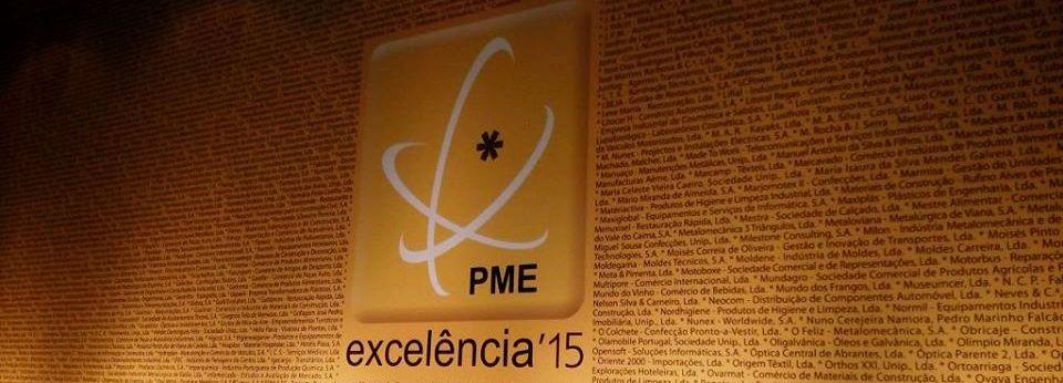 PME Excelência de 2015