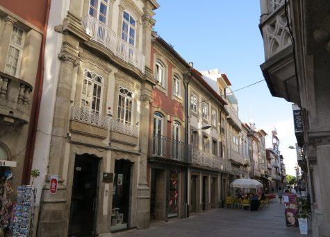 Rua D. António Barroso (Rua Direita)