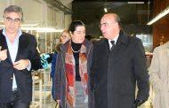 presidente da câmara visitou empresa têxtil de ...
