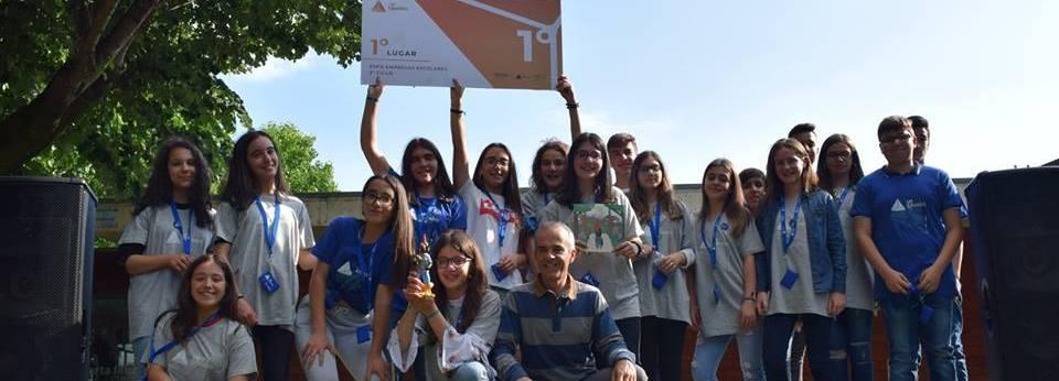 Escola de Barcelos vence concurso de empreendedorismo da CIM Cávado