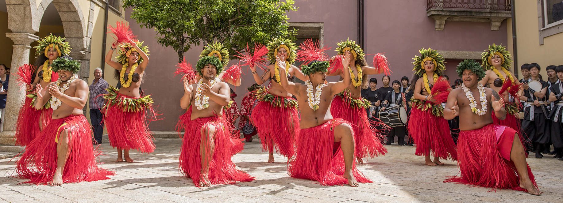 Festival do Rio apresenta espetáculos no centro da cidade
