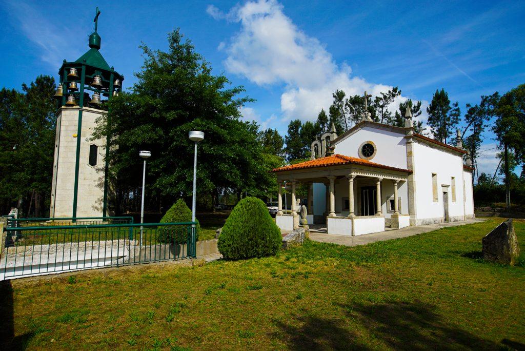 Santuário de Nossa Senhora do Socorro (Areias De Vilar)