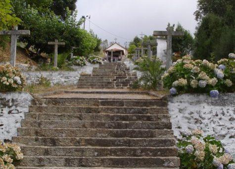 Santuário do Calvário (Tregosa)