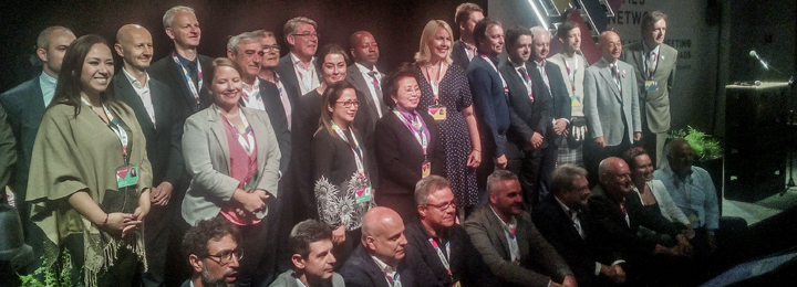 Barcelos na primeira reunião magna da Rede Mundial das Cidades Criativas