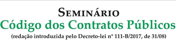 Quadrilátero promove Seminário sobre o Código dos Contratos Públicos em Barcelos