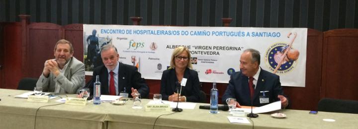 Barcelos e Pontevedra unidas pelo Caminho Português de Santiago