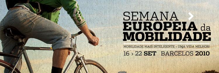 Barcelos assinala Semana Europeia da Mobilidade entre 16 e 22 de Setembro