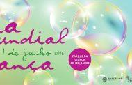 barcelos celebra dia mundial da criança com cor...
