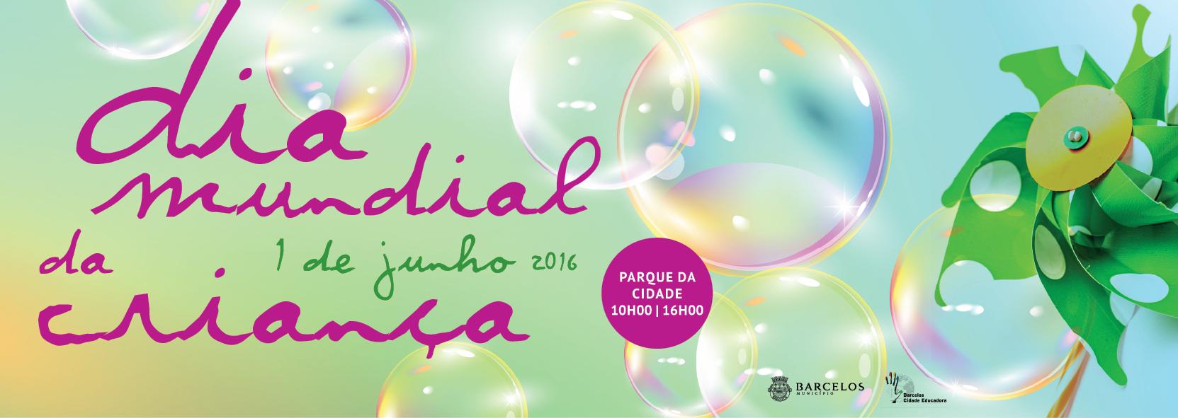 Barcelos celebra Dia Mundial da Criança com cor e alegria