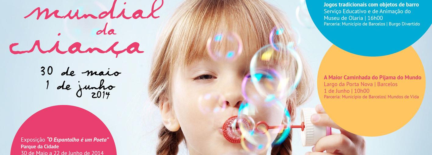 Município lança atividades do Dia Mundial da Criança