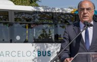presidente da câmara inaugurou rede de transpor...