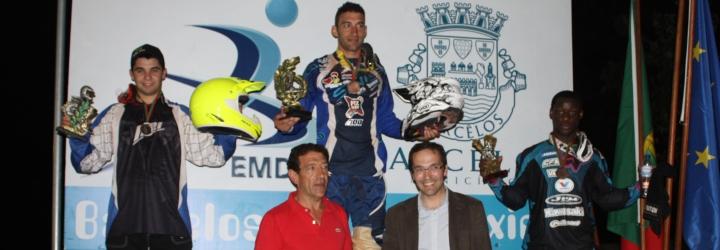 Joaquim Rodrigues vence Supercross de Quintiães