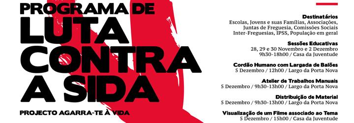 Barcelos assinala Dia Mundial da Luta Contra a Sida com vasto programa de actividades