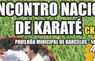 9.º encontro nacional de karaté em barcelos