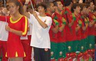 pavilhão cheio e vitória de portugal na abertur...