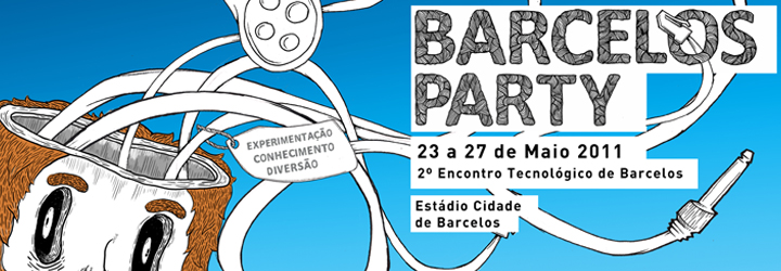 Barcelos Party 2011 arranca na próxima semana