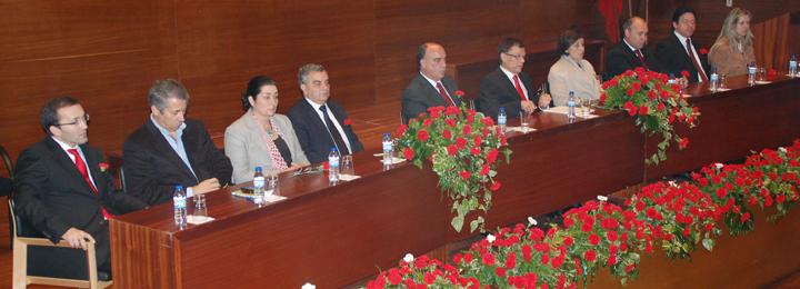 Câmara Municipal de Barcelos comemorou o 38.º aniversário do 25 de Abril